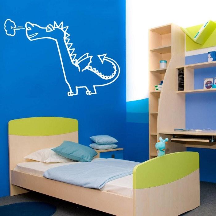 wandtattoos online bestellen wandtattoo motiv drache in. Black Bedroom Furniture Sets. Home Design Ideas