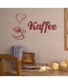 "Wandtattoo Motiv ""Kaffee"""